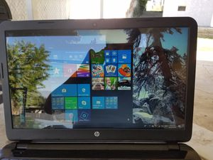 Laptop hp 15 for Sale in Chino Hills, CA