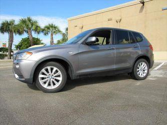 2013 BMW X3 for Sale in Hollywood,  FL