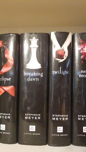 Twilight series books for Sale in Sun City, AZ