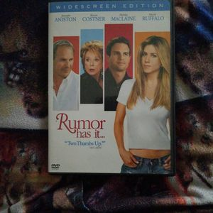 Rumor Has It Dvd for Sale in Chicago, IL