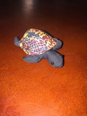 Yellow, Black & Red Turtle Plush Toy for Sale in Olney, MD