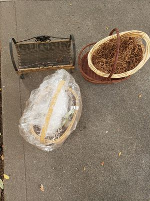 Baskets for Sale in West Sacramento, CA