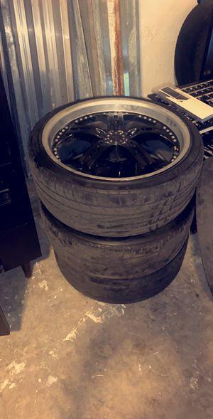G35 & 350z (Rims & Tires) for Sale in Homestead, FL