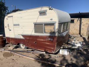 63 shasta vintage trailer for Sale in El Paso, TX