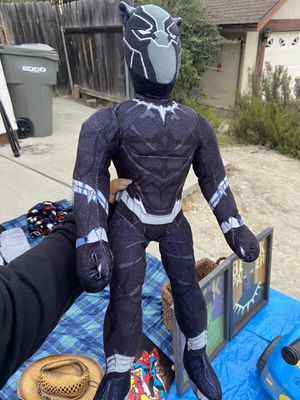 Black panther stuffed animal !! for Sale in Vista, CA
