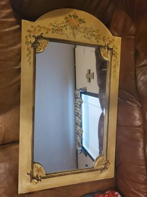 Antique mirror for Sale in Greenwood, IN
