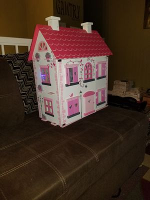 Wooden doll house for Sale in Altoona, IA