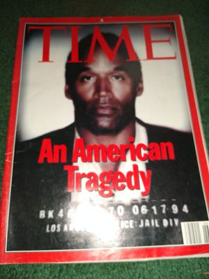 Original June 1994 Time Magazine for Sale in Columbus, OH