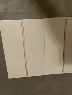 (2x) Apple iPad mini New sealed latest generation wifi + cellular unlocked for Sale in San Jose, CA
