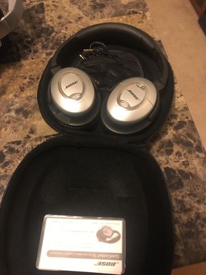 Bose quietcomfort 15 mint condition for Sale in Dearborn, MI