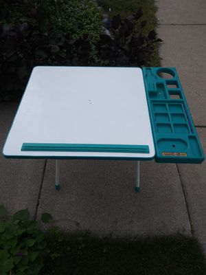 Kid's Sturdy Craft/Drawing Desk for Sale in Madison Heights, MI