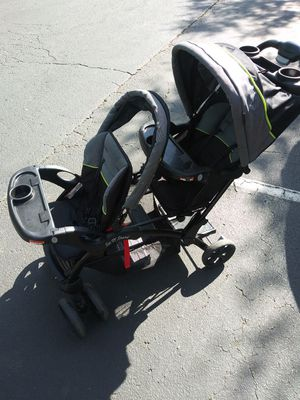 Sit n stand two seater Stroller for Sale in Atlanta, GA