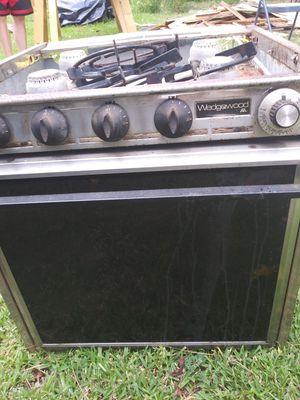 Gas camper stove for Sale in Huntsville, TX