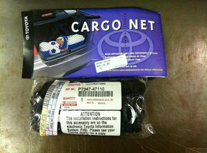 TOYOTA PRIUS Cargo Net OEM for Sale in Woburn, MA