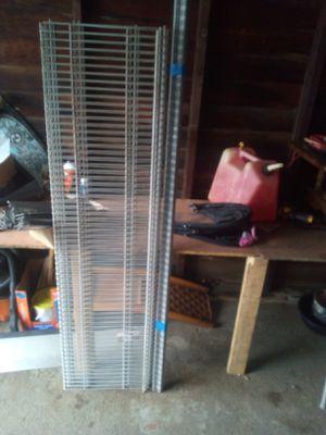 Metal shelves for Sale in Brimfield, MA