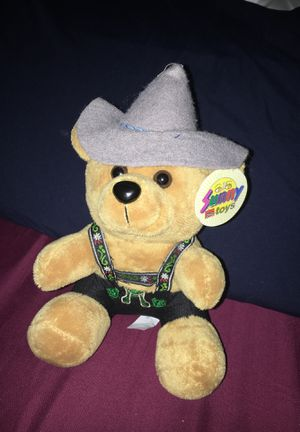 Teddy bear souvenir from Germany for Sale in Groton, CT
