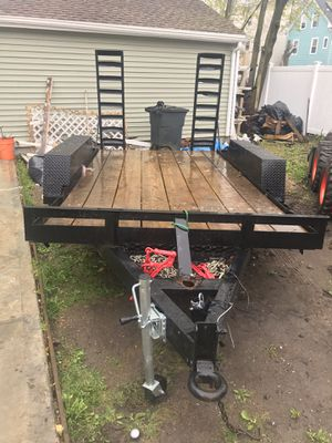 Trailer four bobcat for Sale in Lynn, MA