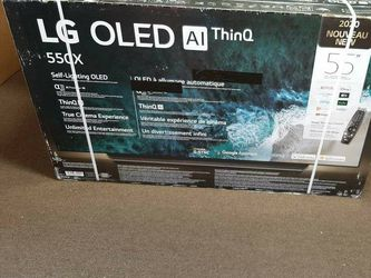 "55"" LG OLED CX 2020 HDMI 2.1 4K SMART UHD HDR LED TV for Sale in Los Angeles,  CA"