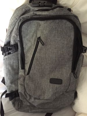 Gray Backpack Amazon for Sale in Hyattsville, MD