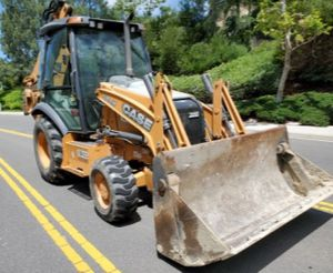 Case 580N Backhoe AWESOME for Sale in Westchester, CA