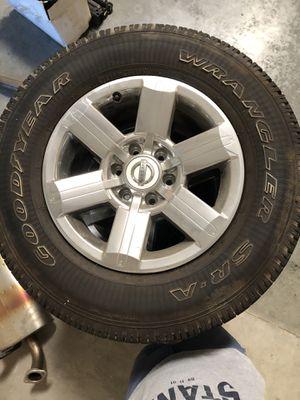 Nissan Titan Wheels for Sale in Ontario, CA