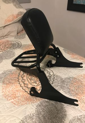 Detachable backrest for nighttrain softtail for Sale in Palm Harbor, FL
