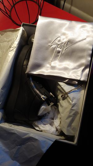 Brand New/ never worn Giuseppe Zanotti size 8 men's sneakers for Sale in Washington, DC