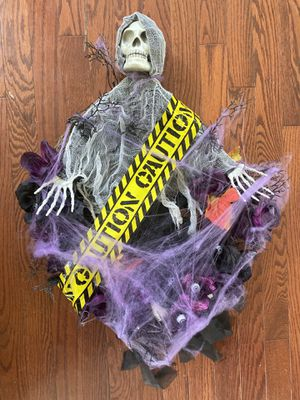Dark Halloween Wreath for Sale in Edgewater Park, NJ
