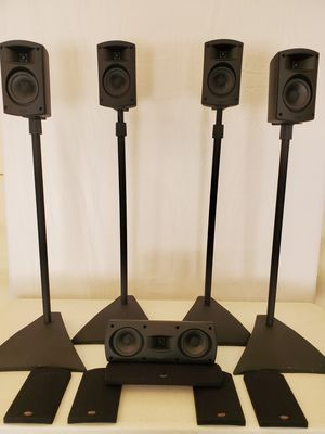Klipsch Quintet Surround Sound Speakers for Sale in Parker, CO