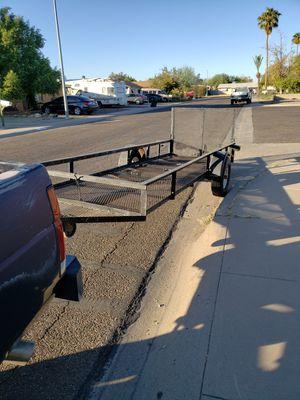 4ftx13ft utility trailer for Sale in Phoenix, AZ