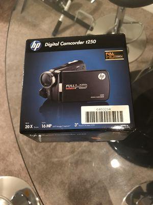 HP T250 Digital Camcorder for Sale in Centreville, VA