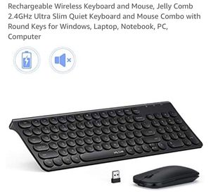Wireless keyboard and mouse for Sale in Boston, MA