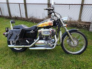 2004 Harley Davidson - Low miles - clean for Sale in Weehawken, NJ