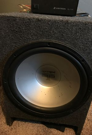 Polk audio speaker for Sale in Columbus, OH