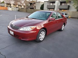 2002 Toyota Camry LE for Sale in Sacramento, CA