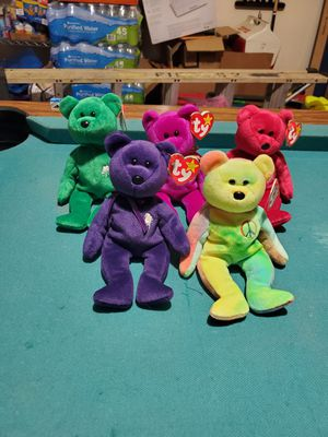 TY Beanie Babies- **RETIRED** for Sale in Houston, TX