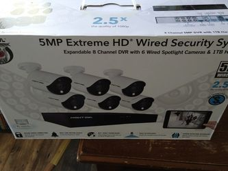 Night Owl Security System for Sale in Gray Court,  SC