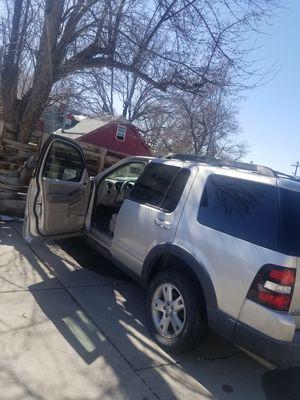 Ford explorer 2007 for Sale in Salt Lake City, UT