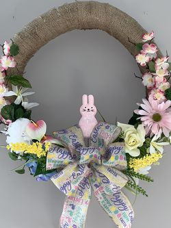 Easter Wreath for Sale in Palos Hills,  IL