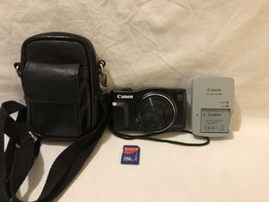 New hardly used Canon SX710 HS digital camera with memory card. Retails for $299 for Sale in Vacaville, CA
