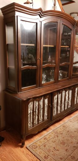 Antique China Hutch for Sale in Tacoma,  WA