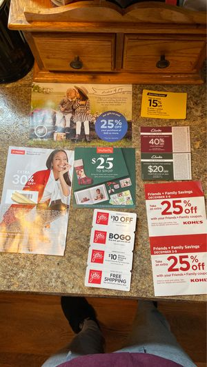 Coupons for Sale in Lancaster, PA