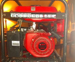 AP 5000 GENERATOR for Sale in Dallas, TX