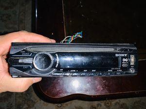 Estereo sony USB for Sale in Hyattsville, MD