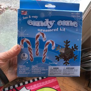 Beaded Candy cane Kit for Sale in North Bend, WA