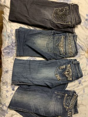 Miss Me Jeans/capris for Sale in Cary, NC