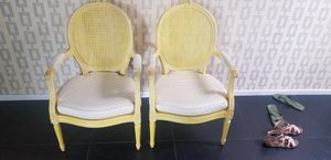 Vintage chairs c.1960 for Sale in Palm Desert, CA