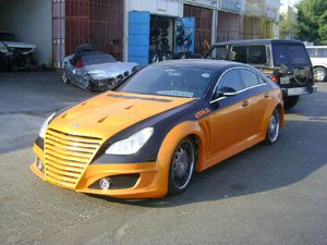 Mercedes S-CL-CLS full body kit for Sale in Baltimore, MD