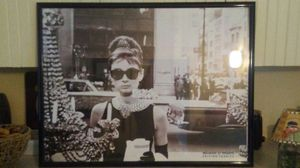 "BREAKFAST AT TIFFANYS POSTER, ""EDITION TUSHITA"" for Sale in Auburn, ME"