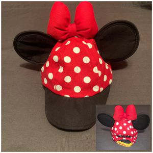 Disney Parks Toddler Minnie Mouse Ears and Bow for Sale in Madison, WI